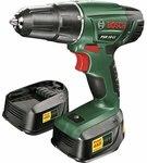Bosch Drill Driver Li-ion 18v $99 @ Mitre 10