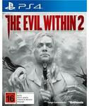 [PS4, XB1] The Evil Within 2 $9 + Free Shipping @ JB HI-FI