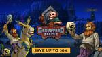 [PC] Graveyard Keeper $12.40, Graveyard Keeper - Stranger Sins $6.20, Graveyard Keeper - Game of Crone $9.91 @ Gamemaster