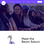 $5 Credit on Beam Scooters (10 Minutes Worth)