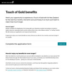 Air NZ: Free Gold Status Match for 4 Months, 12 Months if You Earn 100 Status Points Flying in That Time @ Airnz