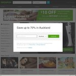 15% off Sitewide @ Groupon