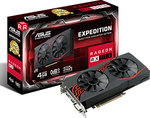 Asus Radeon RX570 OC 4GB Video Card - $189.95 @ Computer Lounge