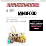 Win a Green Elephant Prize Pack (Worth $400) from Mindfood