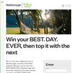 Win a Trip for Two to Marlborough from MarlboroughNZ.com