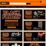 Mitre10 Black Friday Deals: 12pk Philips 14W LED @ $20, Hozelock Spray Gun $10, Hozelock 15m Fitted Hose $20