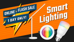 Lifx Z LED Strip $99, Yeelight 1s Colour Smart Bulb $25 and More Smart Lighting Flash Deals @ Pbtech