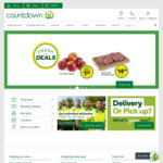 $15 off $50+ Spend @ Countdown