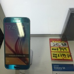 Samsung Galaxy S6 32GB $699.00 Spotted at Dick Smith Newmarket