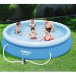 Bestway Swimming Pool Fast Set 3.66m x 76cm - $49.98 (Clearance) @ The Warehouse