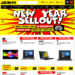 JB Hi-Fi New Year Sellout - Marley Get Together Speaker $138.60 + more