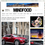 Win Weekend Car Rental, 2nt Stay at Cordis Auckland Suite, Dinner, High Tea + More from Mindfood