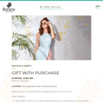 Spend $350 in One Day and Get a Free $30 Gift Voucher @ Botany Shopping Centre