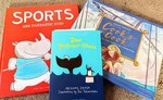 Win Dear Professor Whale , Cooks Cook, and Sports are Fantastic Fun! from Kiwi Families