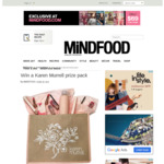 Win a Karen Murrell Prize Pack (Worth $350) from Mindfood