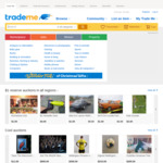 Free Selling on $1 Reserves (Saturday 23-11) @ Trademe