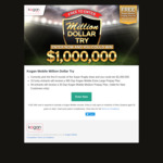 Free 30 Day Kogan Mobile Medium Prepay Plan via Million Dollar Try Competition