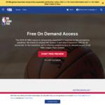 4 Months Free NBA League Pass (Save $159) @ NBA