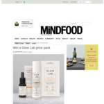 Win a Glow Lab Prize Pack (Worth $50) from Mindfood