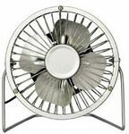 USB Powered Desk Fan at The Warehouse 2x for $5.62, 4x for $9.37 @ The Warehouse