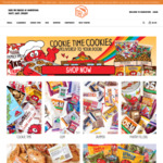 15% off Everything @ Cookie Time