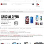 Free 3D Pattern Case for iPhone 6/6S Delivered from Zapals (New Registrants)