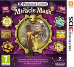 Professor Layton: and The Miracle Mask (3DS) £6.48 ($13 NZD) Shipped @ Zavvi