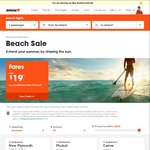 Jetstar Beach Sale (Bali $225  Gold Coast $115   Phuket $193) including July School Holiday Dates
