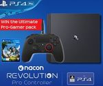 Win a PlayStation 4 Pro Prize Pack Worth $840 from Press Start Australia