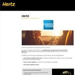 Complimentary Hertz Gold Plus Rewards Status @ AmEx
