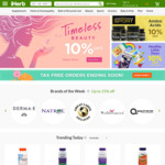 11% off Sitewide at iHerb