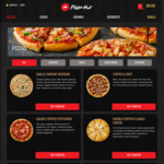 Free 420ml Coke with Any Pizza over $7 @ Pizza Hut