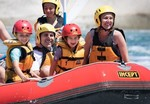 Summer Holiday Special: Children's Rafting, Paddleboarding/Kayaking and Ice Cream Bar for $39/Person @ GrabOne