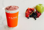 Full TANK Classic Smoothie or Juice for $6.50 (Online Orders Only) at Tank Juice Bar via GrabOne