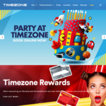Timezone Christchurch Riccarton Grand Opening: Buy $50 Prepaid Card, Get $30 Extra Credit