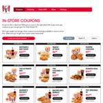 1pc Secret Recipe Chicken, 1 Secret Recipe Tender, 1 Regular, 1 Regular Drink, 1 Mini Donuts for $8.50 @ KFC