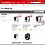 50% Selected Apple watches at Noel Leeming (Online Only)