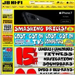 Cost + GST on TV's and Computers Including Apple Mac's & Microsoft Surface + More during Labour Weekend @ JB Hi-Fi