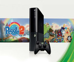 $129.99 Delivered - Xbox 360 Bundle with Peggle 2 Game @ 1-day.co.nz