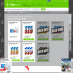 6x 440ml Sodastream Syrup $9.99 + $4.99 Shipping @ 1-Day