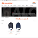 Macpac Halo Down Jacket $99.99 (+$5 Delivery)