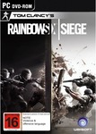 PC - Tom Clancy's Rainbow Six: Siege $9 (Instore Only) @ Harvey Norman