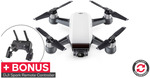 DJI Spark (Alpine White) - Official DJI Refurbished, $399 Inc Delivery @ Dick Smith