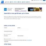 AmEx Spend $15 at Burger Fuel Get $5 Back