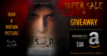 Win a $50 Amazon Gift Card from Bookthrone