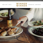 Buy 1 Basket of Fried Chicken, Grab Second Basket for Free @ Winner Winner (North Island)