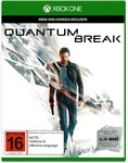 Xbox One - Quantum Break $19 Delivered @ Harvey Norman