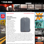 Win a Rapha Small Backpack from NZ Road Cyclist