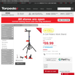 Bike Work Stand for $59.99 at Torpedo7 [Sold Out]