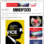 Win 1 of 10 Double Passes to 'Vice' from Mindfood